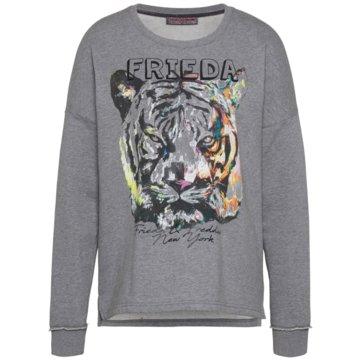 Frieda & Freddies Sweatshirts grau