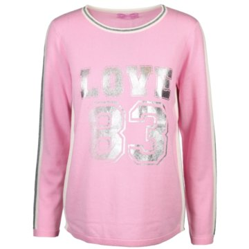 six-o-seven Strickpullover pink