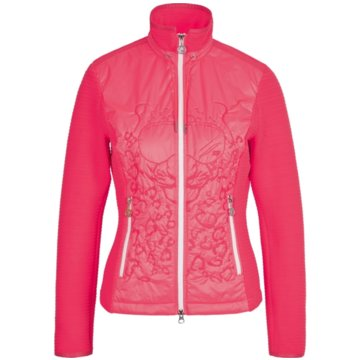 Sportalm Fleecejacken pink