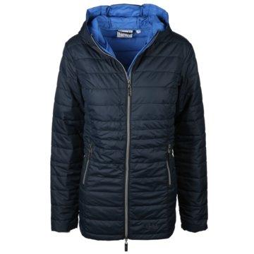 wind sportswear Wintermäntel blau