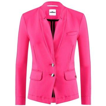 Airfield BlazerCircle-Blazer pink