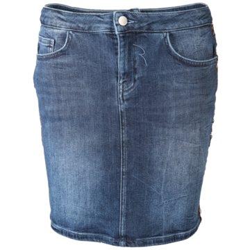 Rich & Royal Jeansröcke blau