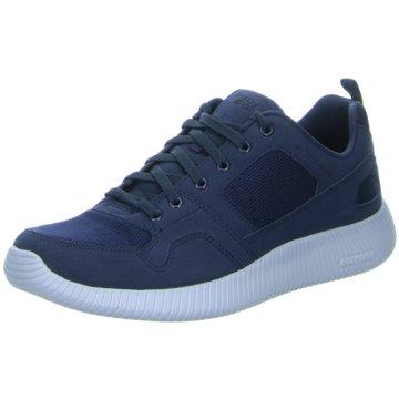 Skechers Sneaker LowDepth Charge blau