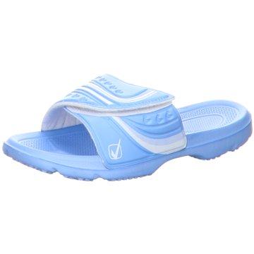 Bockstiegel BadelatscheSteffi blau