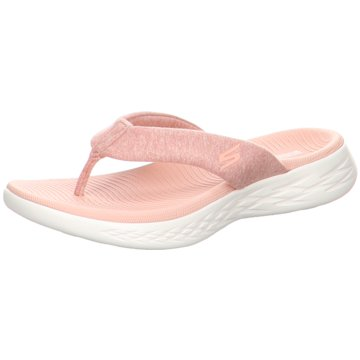 Skechers Bade-ZehentrennerOn The Go rosa