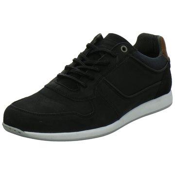 Bullboxer Sneaker Low schwarz