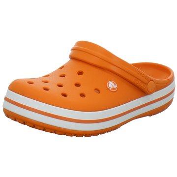 CROCS Offene Schuhe orange