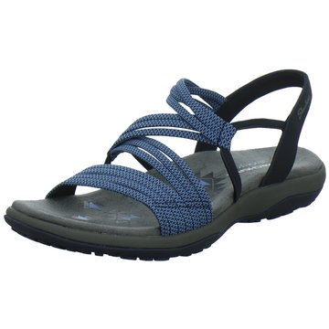 Skechers Komfort Sandale blau