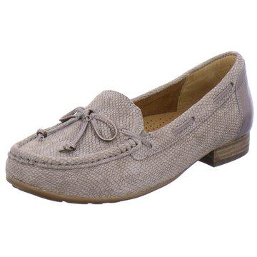 Gabor comfort Bootsschuh beige