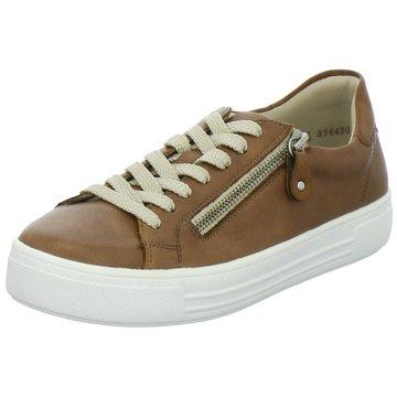 Remonte Sportlicher SchnürschuhSneaker braun