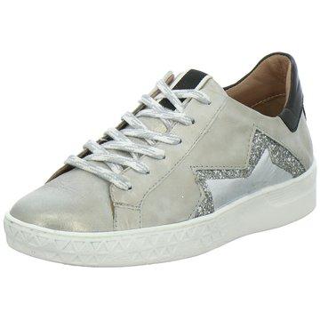 Mjus Sneaker Low silber