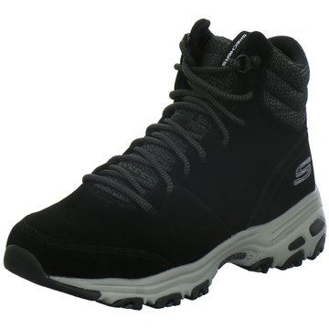 Skechers Hikingschuhe schwarz