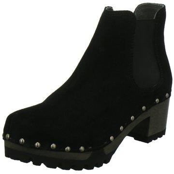 Softclox Komfort Stiefelette schwarz
