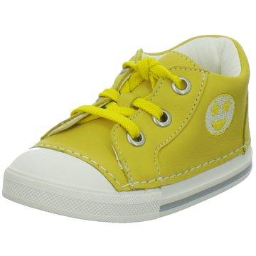 Däumling Kleinkinder Mädchen gelb