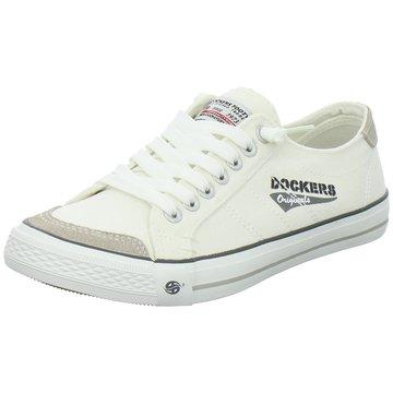 Dockers by Gerli Sneaker Low weiß