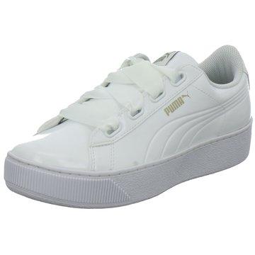 Puma Plateau SneakerVikky Platform weiß