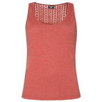 Protest T-ShirtsBECCLES 21 SINGLET - 1613011 rot