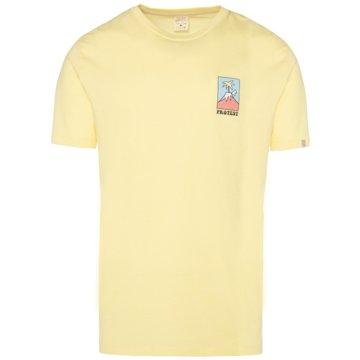 Protest T-ShirtsISAC T-SHIRT - 1712911 beige