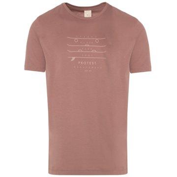 Protest T-ShirtsHARWELL T-SHIRT - 1713611 rot