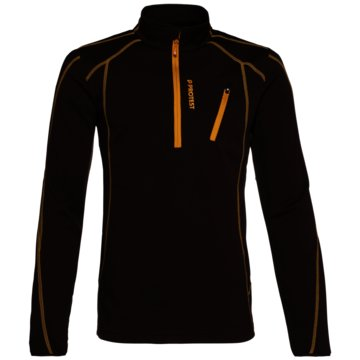 Protest RollkragenpulloverHUMANS 1/4 ZIP TOP - 3793000 -