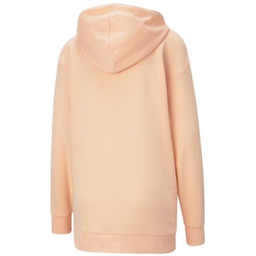 Puma SweatshirtsESS ELONGATED LOGO HOODIE - 586874 lila