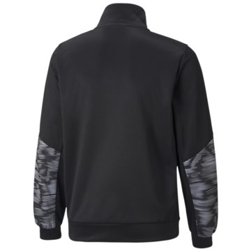 Puma SweatshirtsACTIVE SPORT POLY FULLZIP - 589218 schwarz