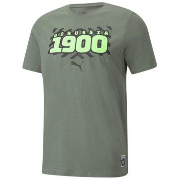 Puma Fan-T-ShirtsBMG FTBLCORE TEE - 764164 grün