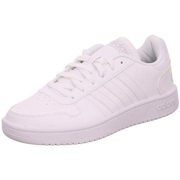 adidas Sneaker LowHoops 2.0 weiß