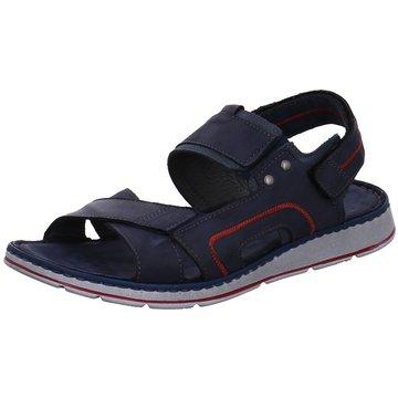 Free Walk Komfort Schuh blau