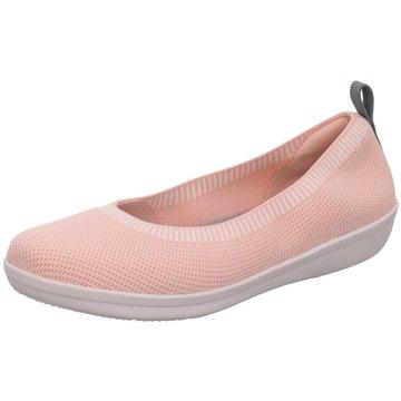 Clarks Komfort Slipper rosa