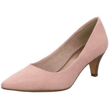 Tamaris Klassischer Pumps rosa