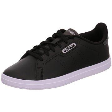 adidas Sneaker LowCOURTPOINT CL X SCHUH - FW7384 schwarz