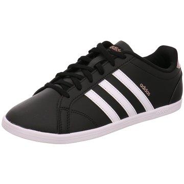 adidas Sneaker LowConeo QT schwarz
