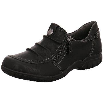 Reflexan Komfort Slipper schwarz