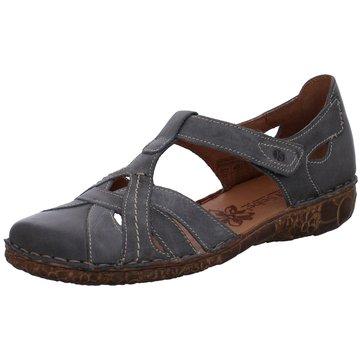 Josef Seibel Komfort Sandale blau