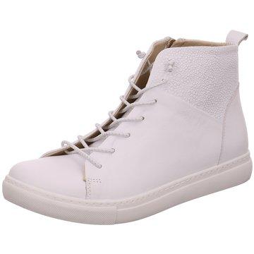 Safe Step Komfort Stiefelette weiß