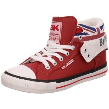 Ecco Sneaker HighRoco rot