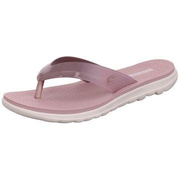 Skechers Pool Slides rosa