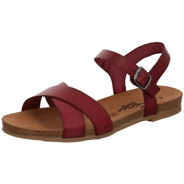 Cosmos Comfort Sandale rot