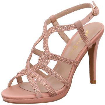 Alma en Pena Sandalette pink