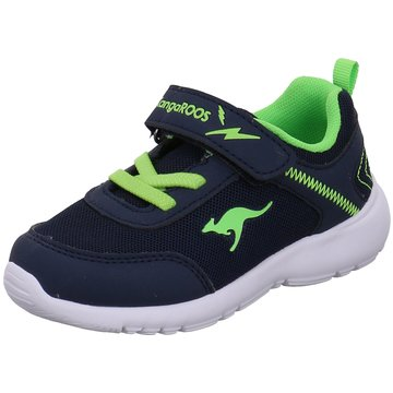 KangaROOS Sneaker LowKY-Flight EV blau