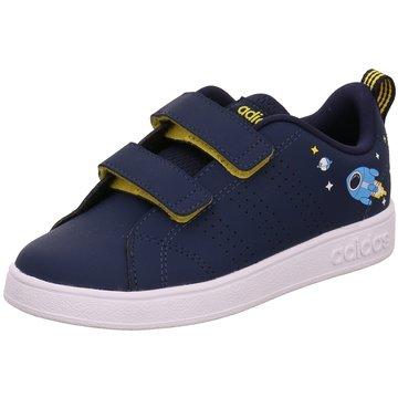 adidas KlettschuhVS ADVANTAGE CL CMF INF blau