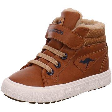 KangaROOS Sneaker HighKaVu III braun