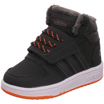 adidas Sneaker HighHoops Mid 2.0 I schwarz