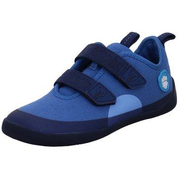 Affenzahn Klettschuh blau