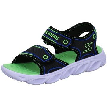 Skechers Sandale blau
