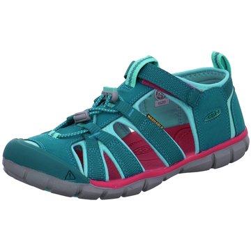 Keen Offene SchuheSeacamp 2 cnx blau