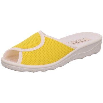 Intermax Hausschuh gelb