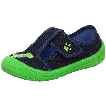 Fischer Schuhe HausschuhDino blau