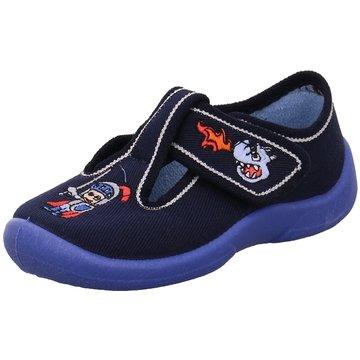Fischer Schuhe HausschuhRitter blau